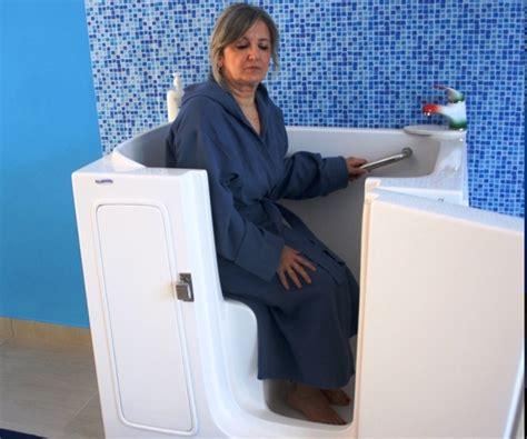vasca da bagno con apertura vasche da bagno con apertura laterale sicurbagno