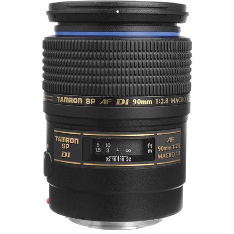 Tamron Af 90mm F 2 8 Di Macro tamron sp 90mm f 2 8 di macro autofocus lens af272c 700 b h