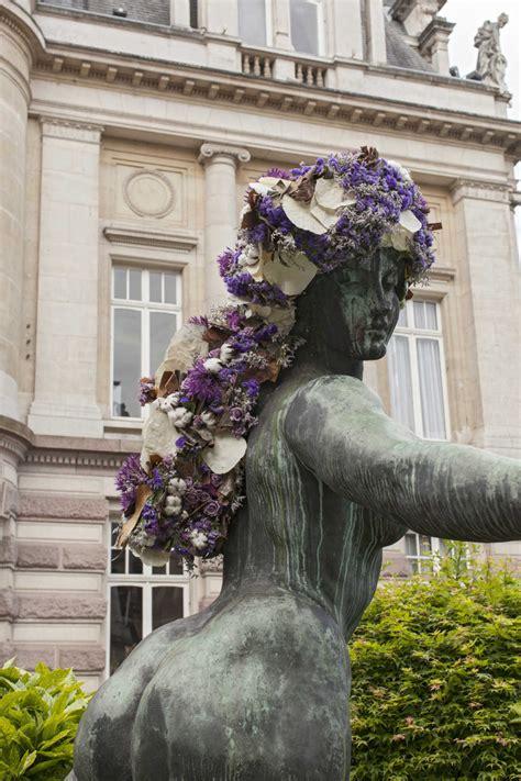 geoffroy mottart floral street art by geoffroy mottart graveravens