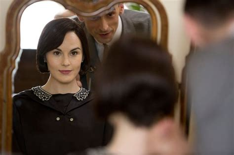 lady mary crawleys new hair style downton abbey review lady mary gets a haircut and there s