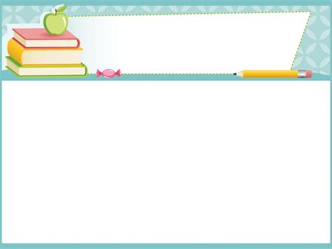 cute themes for school back to school theme powerpoint templates editorial