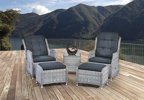 lazia dual reclining lounge set burleydam garden centre