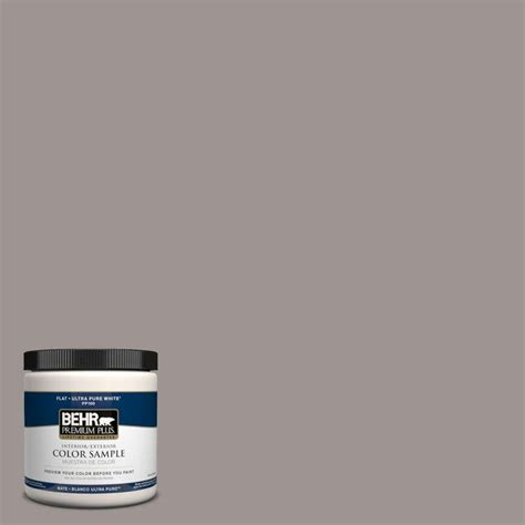 behr premium plus paint 8 oz 790b 4 puddle interior exterior paint