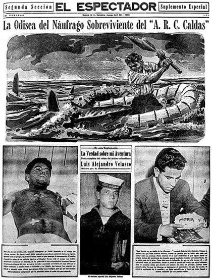 imagenes visuales del relato de un naufrago resumen de relato de un n 225 ufrago