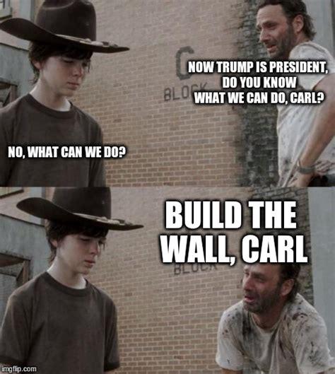 Rick Carl Memes - rick and carl memes imgflip