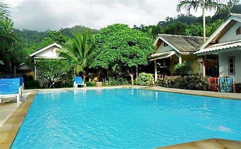 khao lak banana bungalows banana bungalow khao lak guide