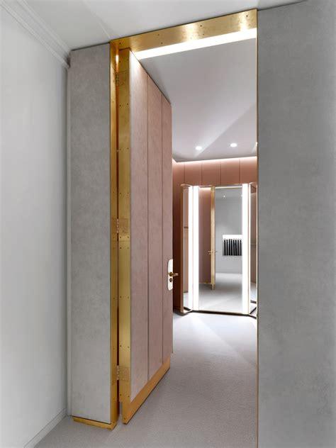 Room Door Frame J M Davidson Store By Universal Design Studio