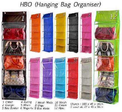 Gantungan Tas Atau Koper Kotak Hijau Pink Kuning Merah gantungan tas standar polos dari warunggado di organizer kotak transparan produk grosir