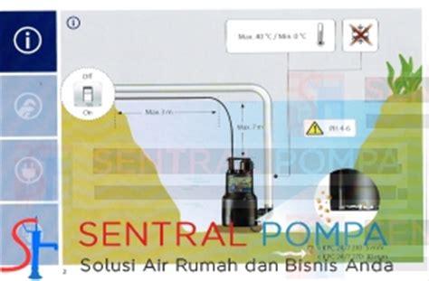 Pompa Celup 450 Watt pompa celup kpc 24 7 270 sentral pompa solusi pompa