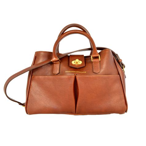 Leather Manufacturers Pittards Announces Range Of Original Bags