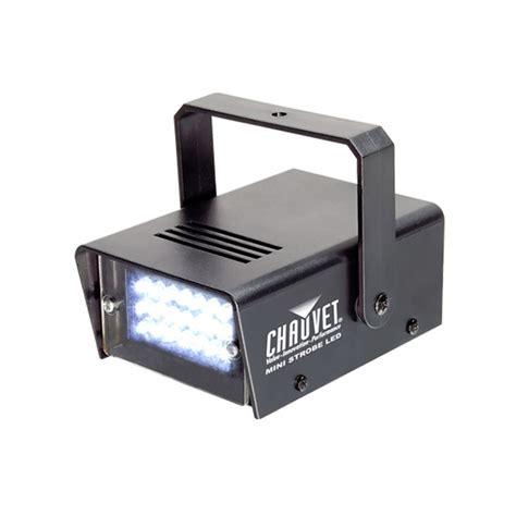 micro led strobe lights chauvet dj lighting mini strobe led compact micro stobe