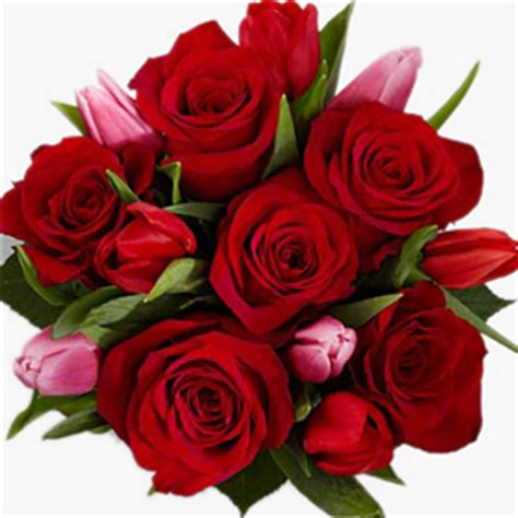 tulips or roses for valentines sfm roses tulips bouquets