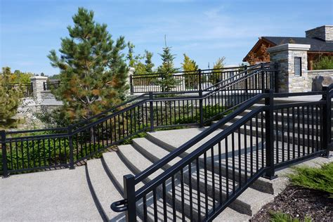 Banister Safety by Safety Railings Custom Park Leisure