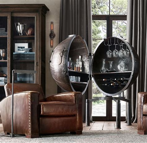 restoration hardware liquor cabinet steunk style home decor with edge home garden