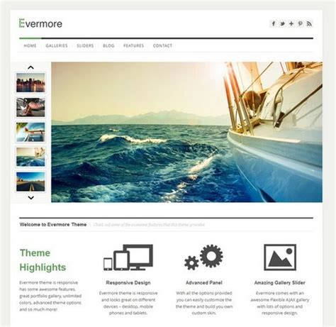 theme wordpress with slider free 20 free and premium wordpress themes with sliders