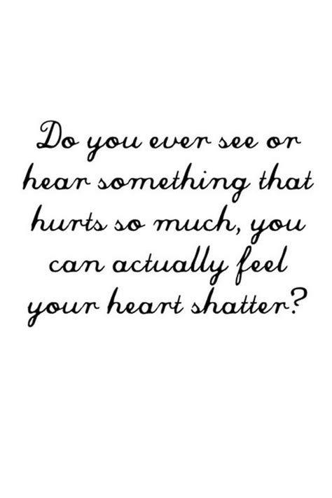 Heart Shattering Quote - Cheating Quotes To Help Heal Your