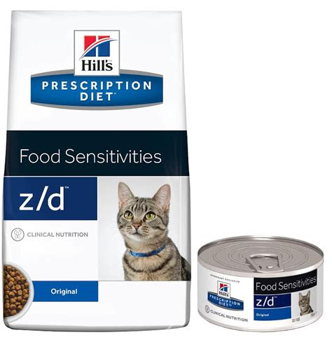 z d food prescription diet feline z d cat food