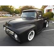 1956 Ford F100 Rat Rod Quotes