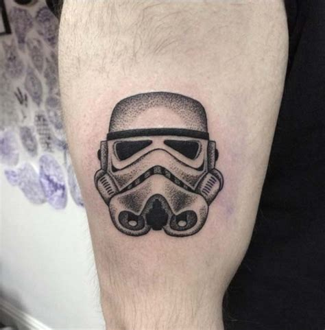 stormtrooper tattoo 13 stormtrooper wars tattoos