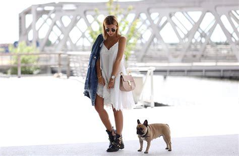 Ailyn Dress white dress balenciaga boots