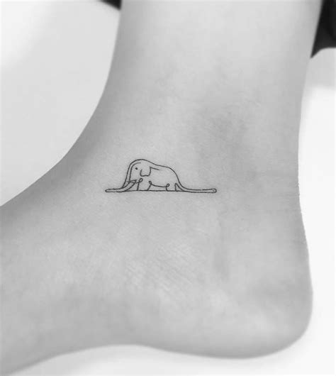 tattoo minimalist fox 25 best ideas about little prince tattoo on pinterest