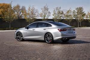 2016 chevy malibu line concept debut gm authority