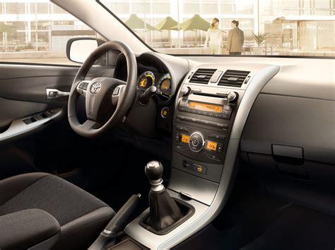 Interior Toyota 2010 by Toyota Corolla 2010 Interior Image 97