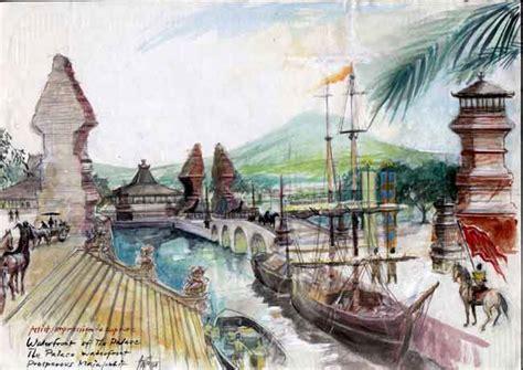 bachrul ulum sanggrahan sejarah kerajaan majapahit