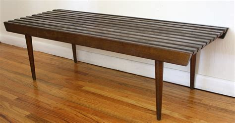 wooden bench press mcm dark slatted wood bench 2 picked vintage