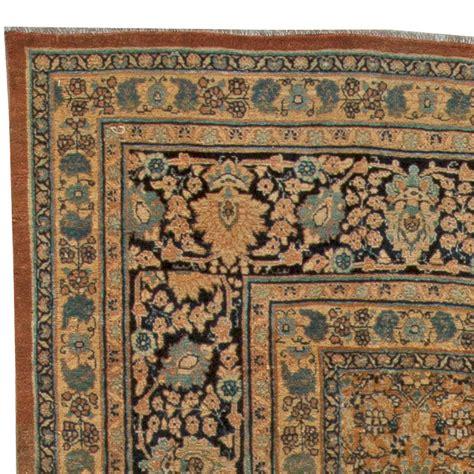 tabriz rug vintage tabriz rug bb5465 by doris leslie blau