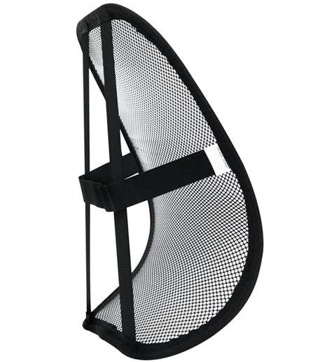mesh back office chair with lumbar support mesh back support in lumbar cushions