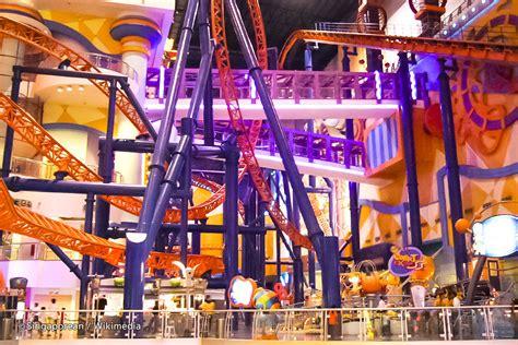 theme park kuala lumpur berjaya times square theme park