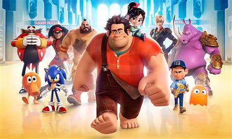 film cartoon disney terbaru wreck it ralph sequel confirmed to break the internet in