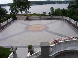 Old Concrete Patio Ideas by Concrete Patio Designs Concepts And Ideas Concrete Patio