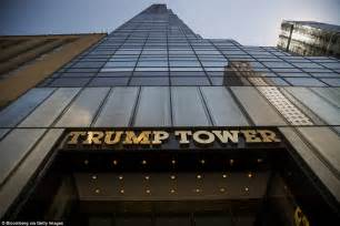 trumps home in trump tower trump s new york caign office has a staff of twelve