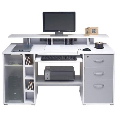 bureau multimedia blanc bureau multim 233 dia seatle blanc anniversaire 40 ans