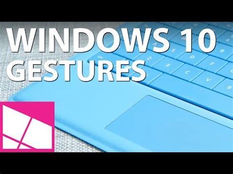 delphi gesture tutorial windows 10 touchpad gestures xilfy com