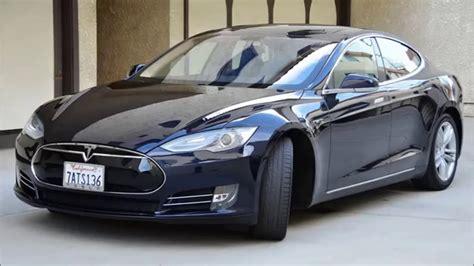 Tesla Model S60 2013 Tesla Model S60 S40