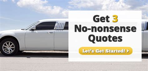 limo quotes tips to find the best limousine insurance company
