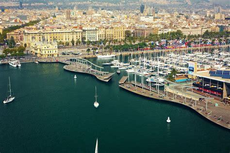 barcellona porto vell the entertaining hub of barcelona