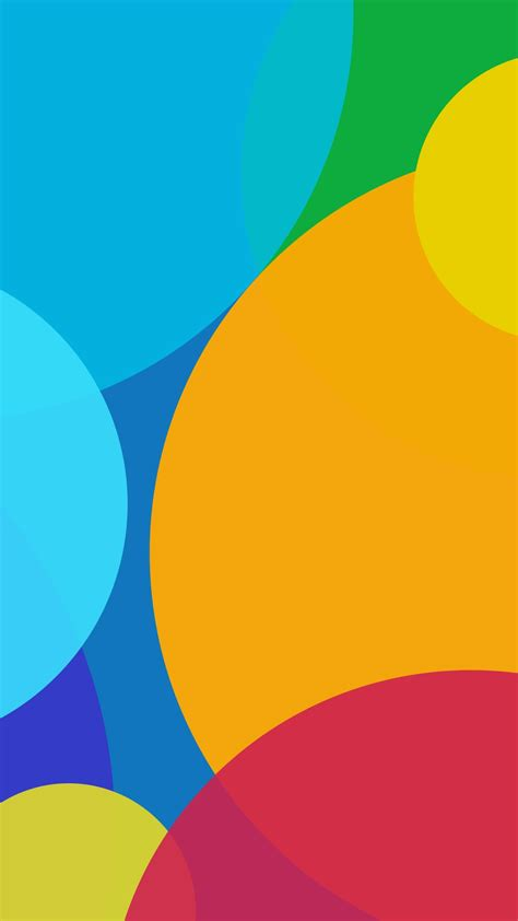 colorful wallpapers for iphone 6 plus colorful circles abstract background iphone wallpaper