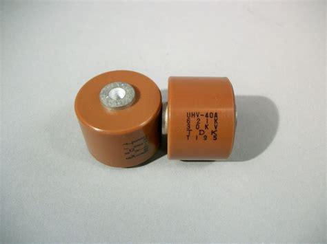 tdk uhv 40a doorknob capacitor 621k 30kv used lot of 2 pcs ebay