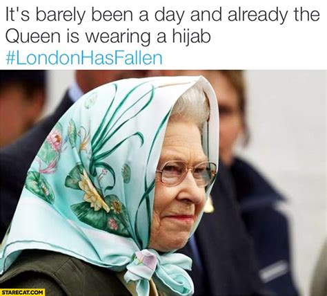film london has fallen menghina islam it s barely been a day and already the queen elizabeth is