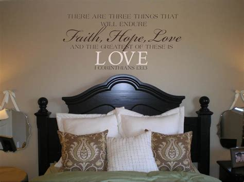 faith hope and love wall decal wall sticker wall tattoo