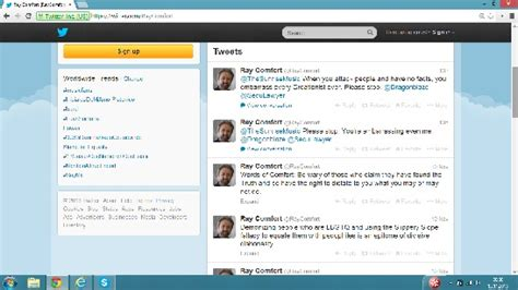 Ray Comfort S Twitter Brukernavn 171 Stj 229 Let 187 Av Ateist S 248 Kelys
