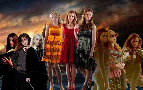 hermione granger ginny weasley ginny weasley hermione granger lovegood harry