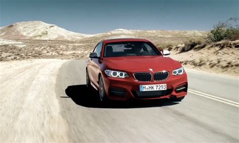 bmw m235i launch bmw m235i launch and launch demo