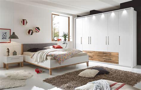 schlafzimmer weiß schlafkontor air schlafzimmer wei 223 eiche massiv m 246 bel