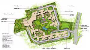 Site Plan Luxurious Apartments Site Plans Brigade Cosmopolis Site