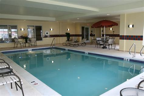 indoor heated pool hton inn presque isle me 2017 hotel review family